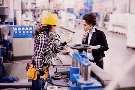 Customer Relationship Training for Industrial Companies