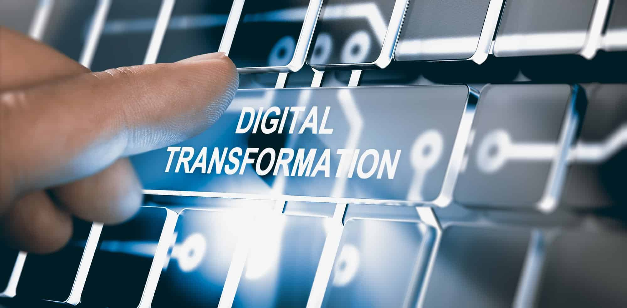 Digital Transformation Is Changing Everything, And Technology Is The Easy Part